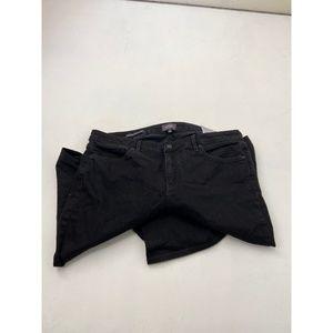 NYDJ Jeans - NYDJ Women's Barbara Boot Cut Jeans Black Size 14